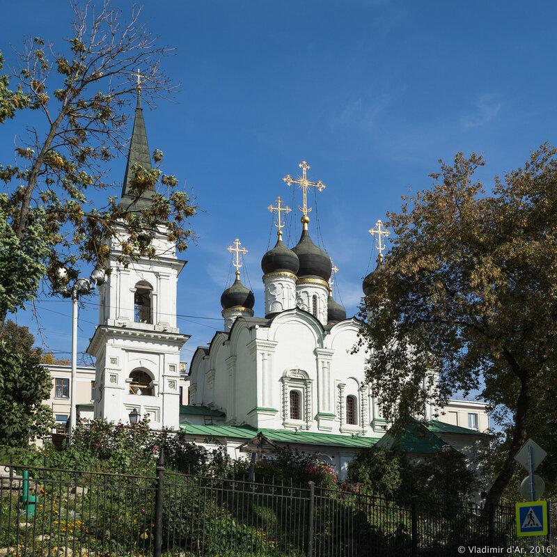 Церковь святого князя Владимира в Старых Садех