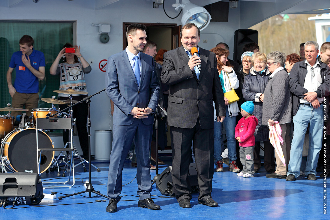 Александр Сахаров и Александр Соснин