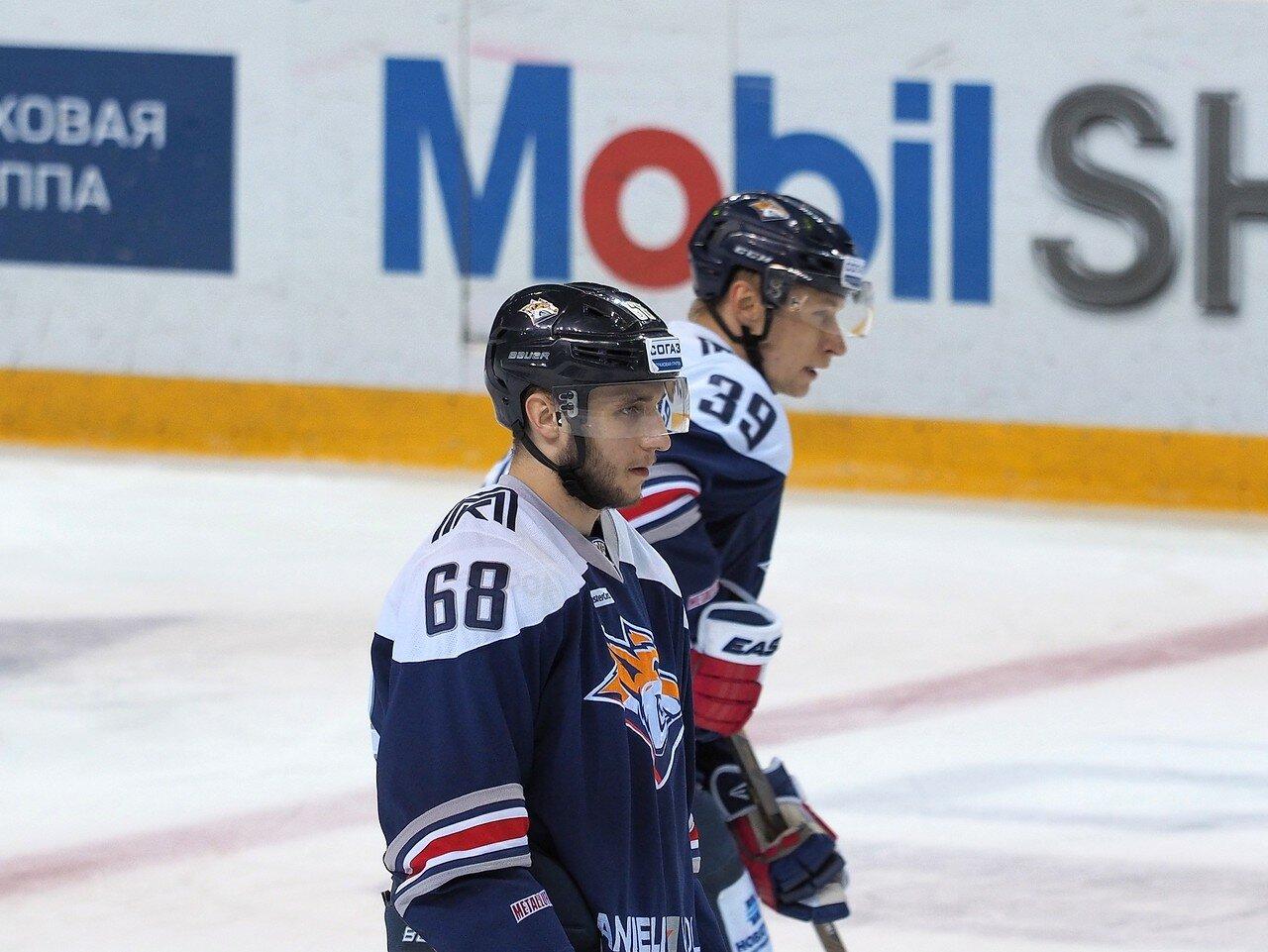31Плей-офф 2016 Восток Финал Металлург - Салават Юлаев 31.03.2016