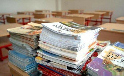 В Молдове возросла стоимость аренды школьных учебников