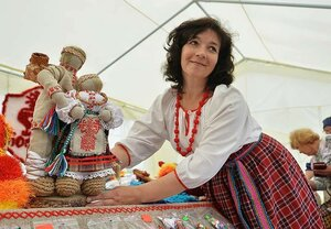 Фестиваль народных промыслов в Вологде