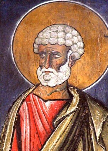 Святой Апостол Пётр.