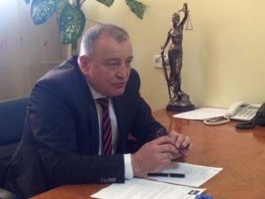 Националисты пообщались с закарпатским прокурором