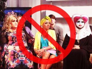 ЛГБТ-провокации в Одессе - нет!