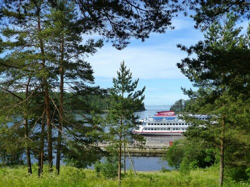 Вид на Никоновскую бухту