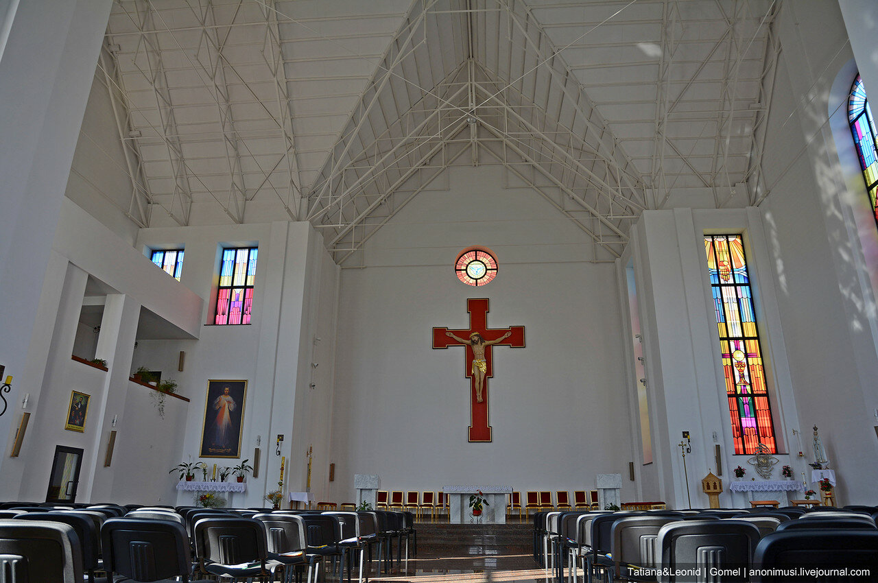Костел Иисуса Милосердного