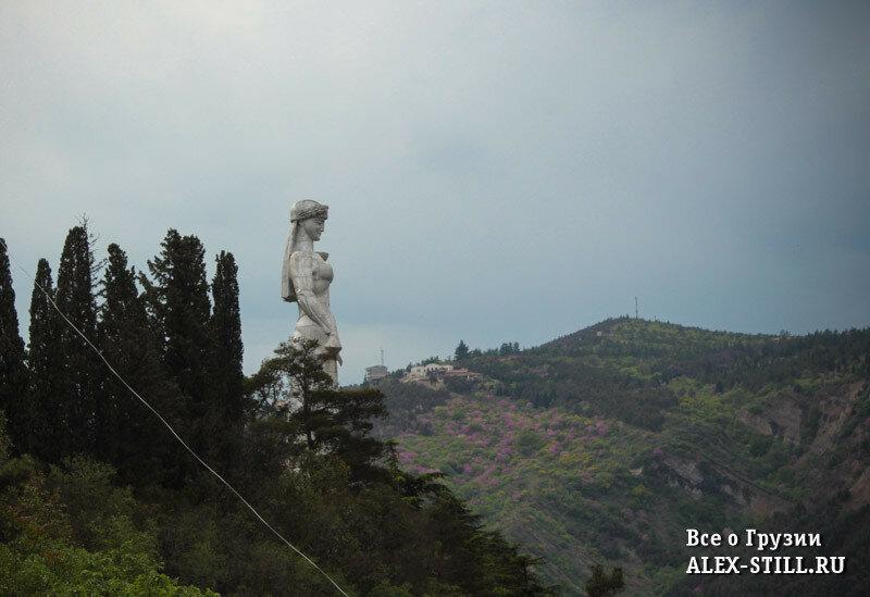История памятника мать Грузии