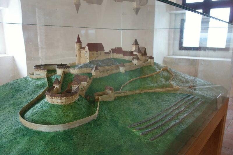 Путешествия: Замок Кунетицка Гора. Чехия