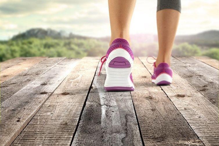 5. Не забывайте про активный образ жизни Здоровое питание — это круто. Но эффект для здоровья и фигу