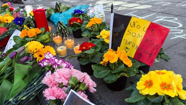 ВБрюсселе отменили марш памяти жертв терактов из-за угрозы безопасности