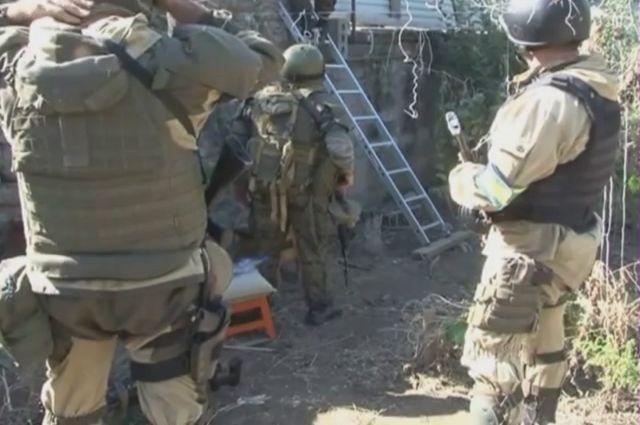 Предметы, идентичные набомбы, обнаружили вГергебильском районе Дагестана