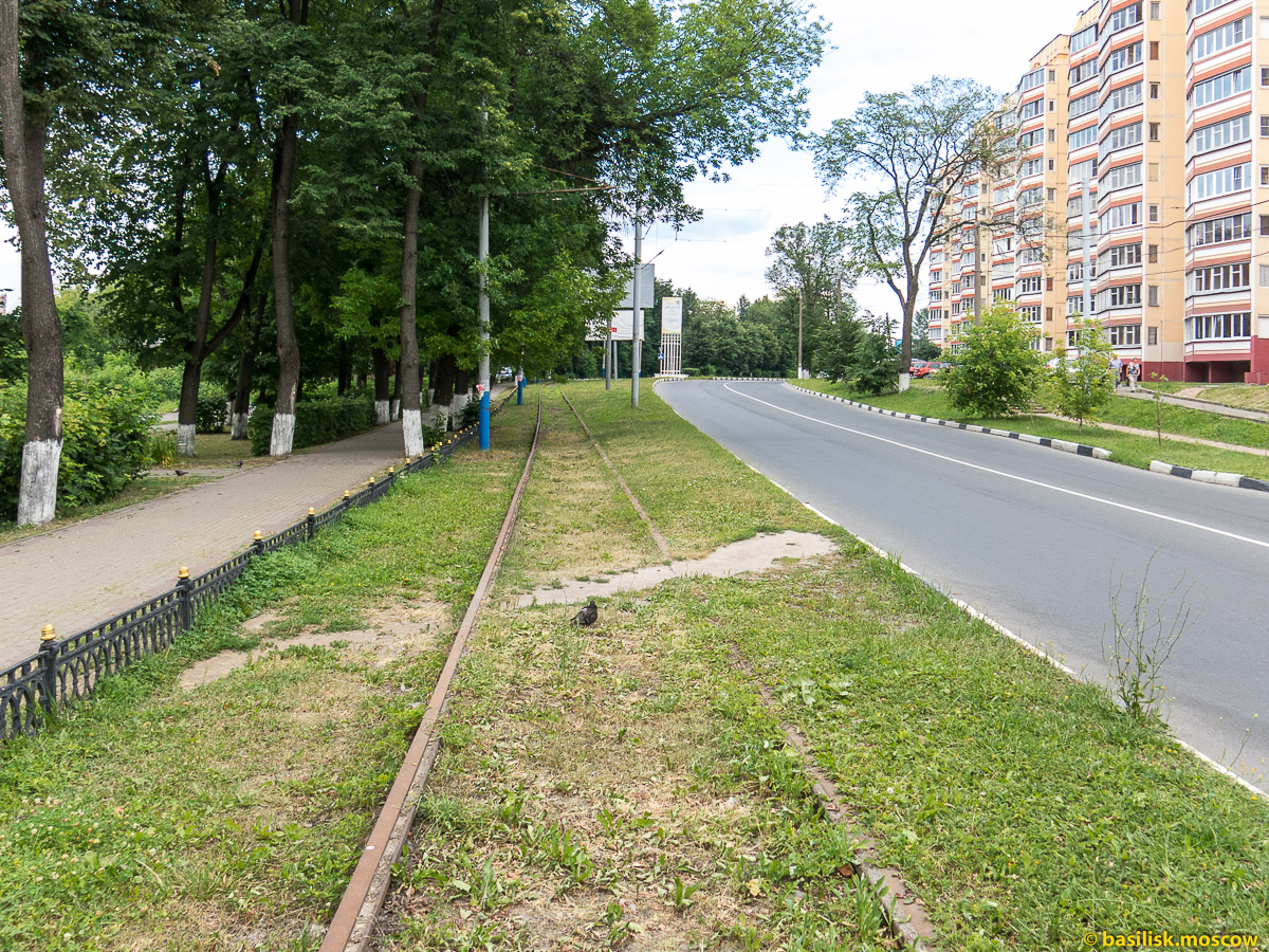 Ногинск. Московская область. Июль 2016