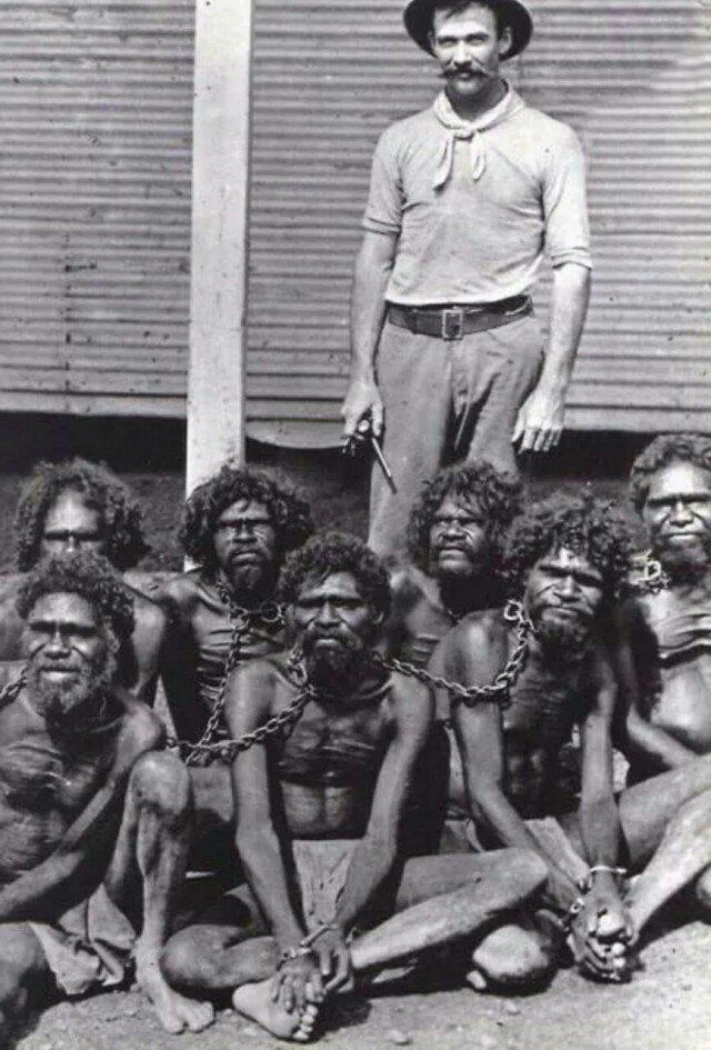 Британский расизм в действии: геноцид австралийских аборигенов (1788 - 1967 гг.)