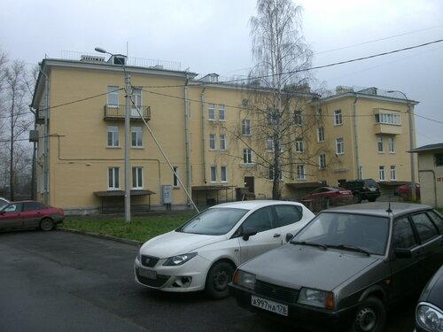ул. Александра Товпеко 34