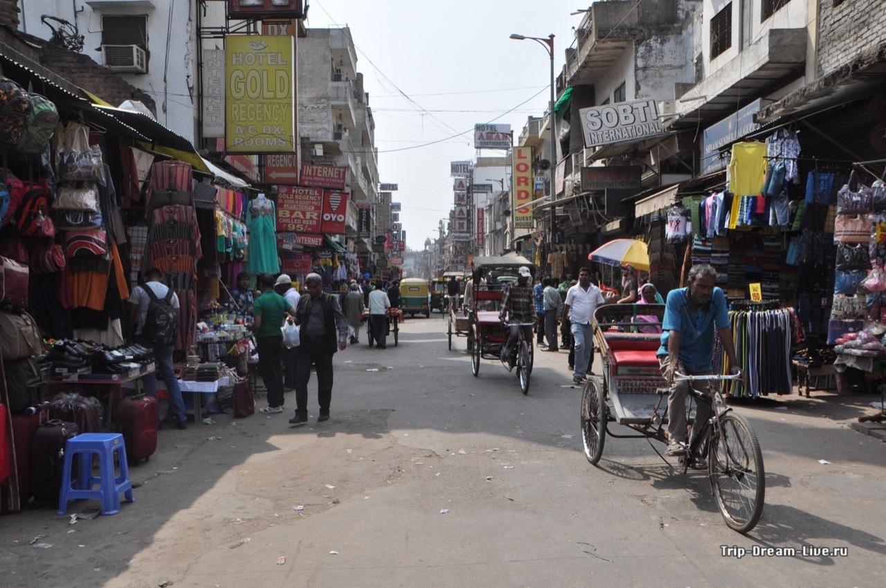 Улица Main Bazar