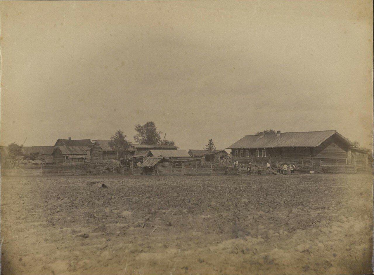 Окрестности Великого Устюга. Деревня Горбачево