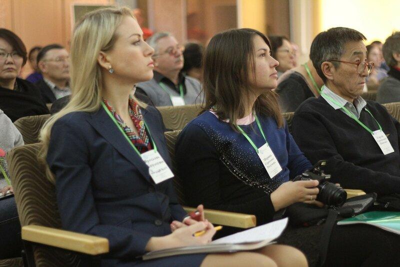 IX международная конференция «Реки Сибири и Дальнего Востока»