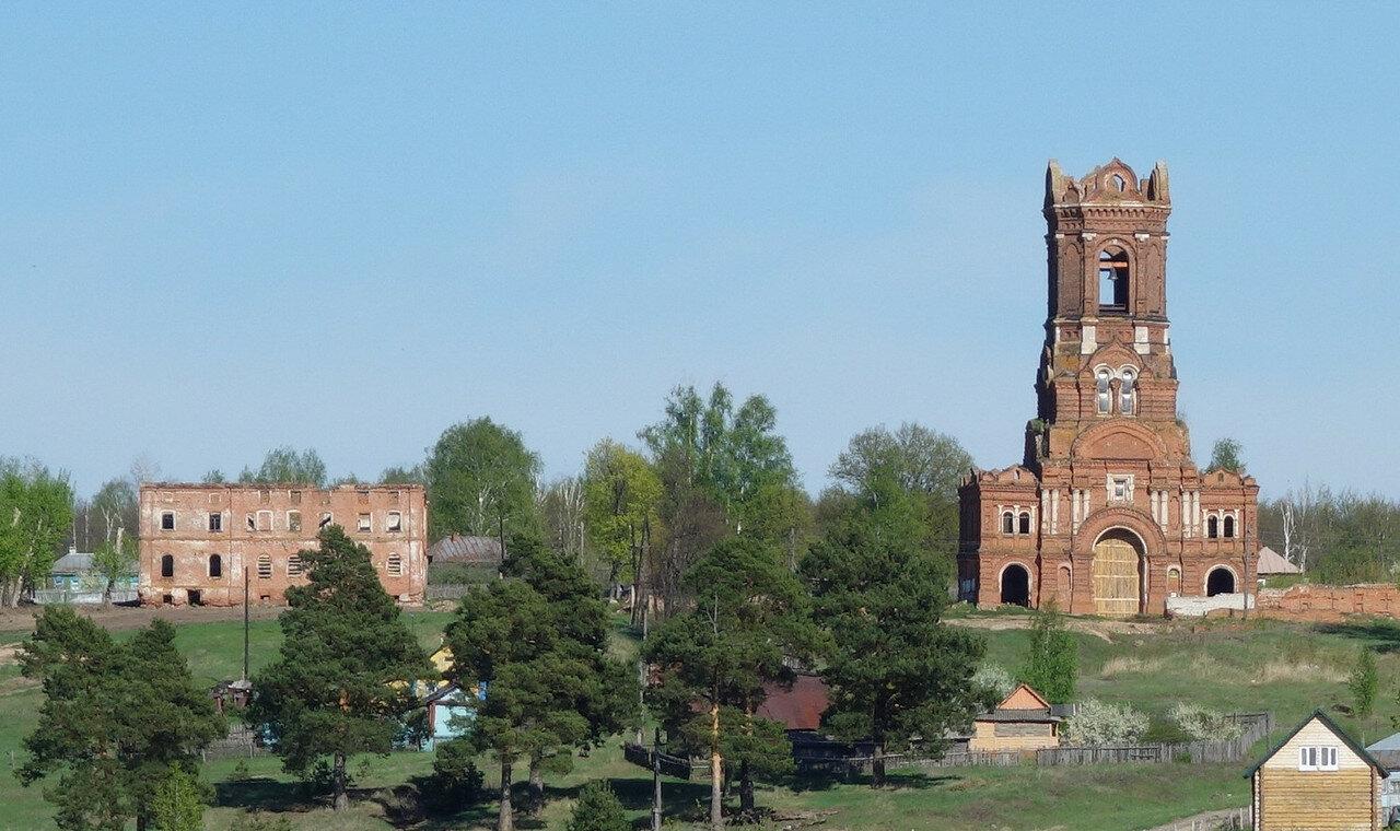 Николо-Бавыкинский монастырь