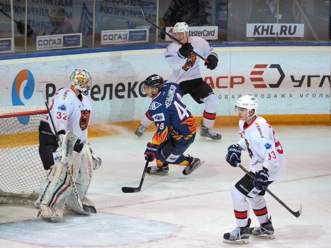 361/8 Плей-офф 2016 МХЛ Стальные Лисы - Кузнецкие Медведи 09.03.2016