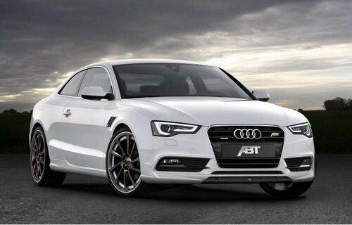 Релиз нового купе для Audi A5 состоится в 2017 году