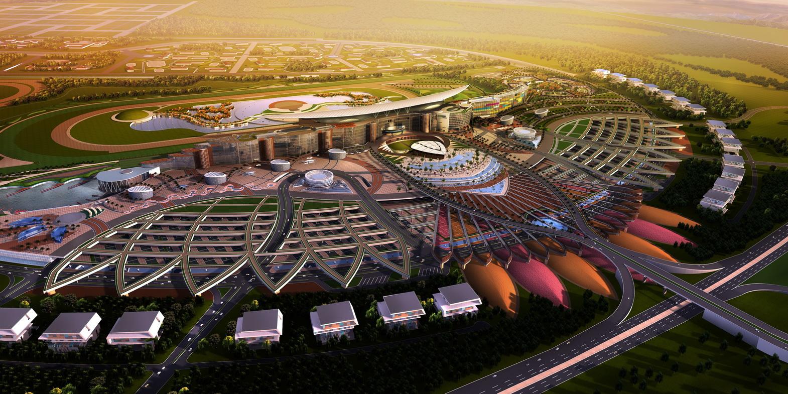 Дубайский аэропорт самый загруженный в мире