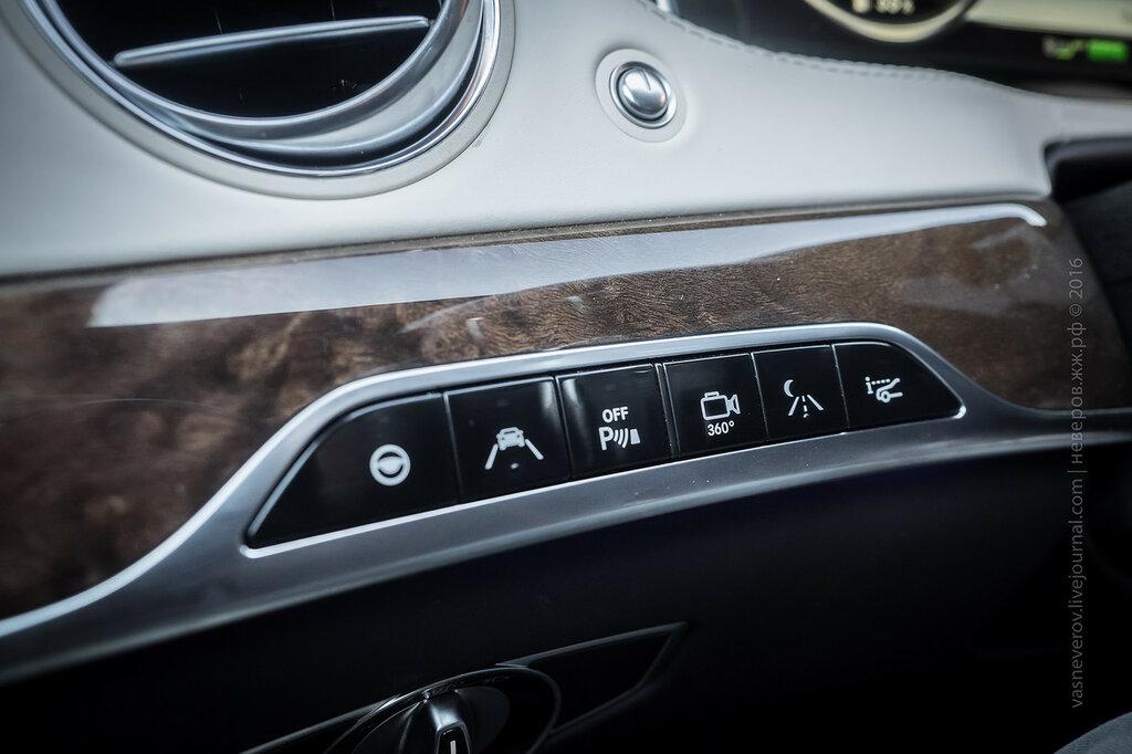Mercedes Benz S 500 e Plugin Hybrid vasneverov testdrive moscow