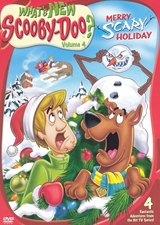 Скуби-Ду! Рождество / A Scooby-Doo! Christmas (2004/DVDRip)
