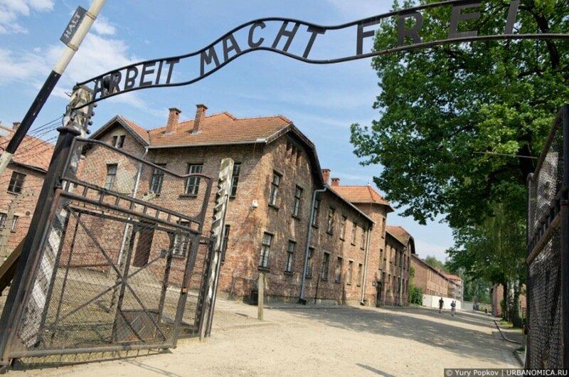 Фотоэкскурсия. Концлагерь Освенцим / Аушвиц 0 105cfe 1c261baf XL