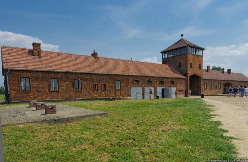 Фотоэкскурсия. Концлагерь Освенцим / Аушвиц 0 105d0b e7f96f86 XL