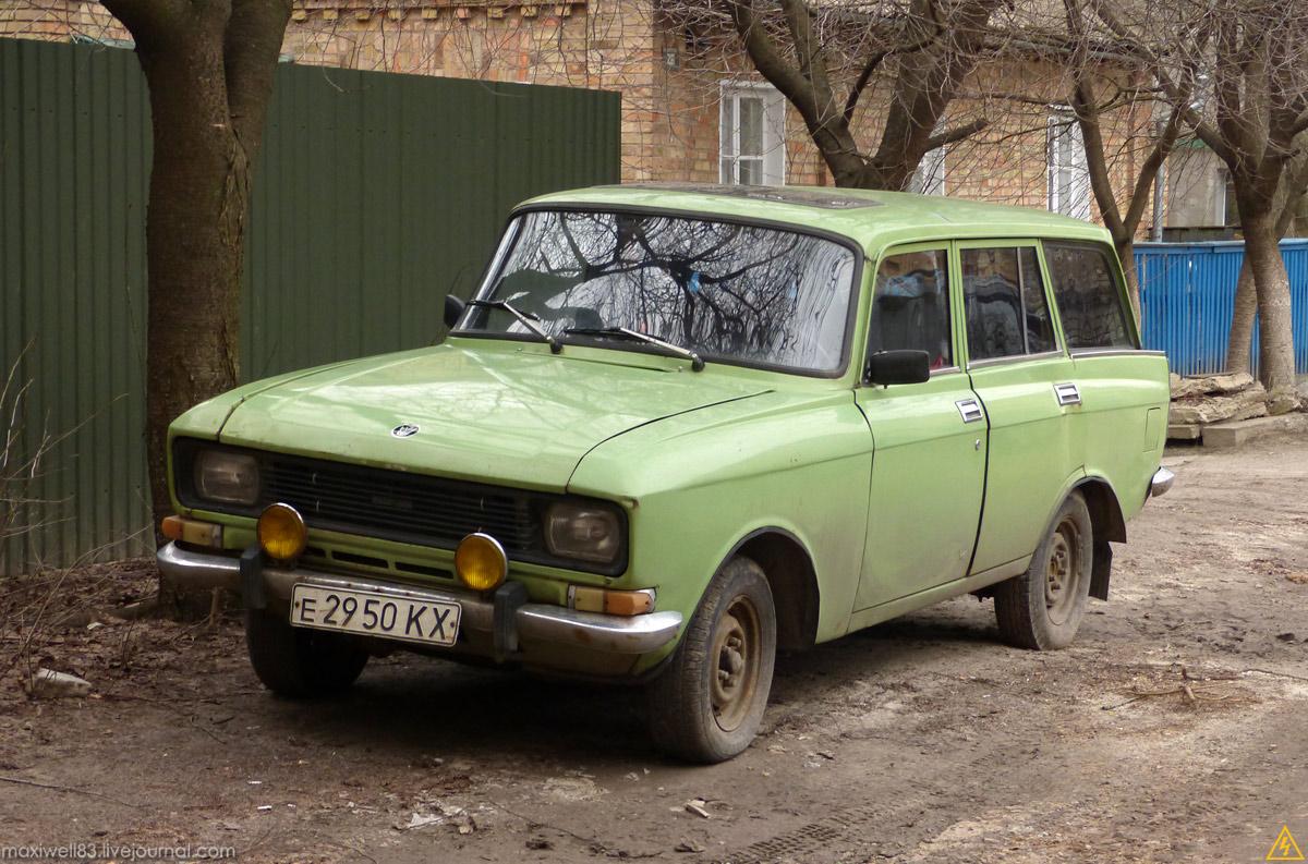 Москвич-2137 (facelift, 1982-1985)
