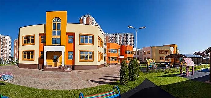 Строительство социальных объектов в Москве
