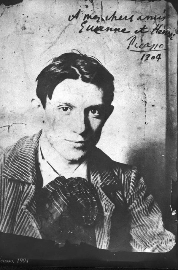Пабло Пикассо иего женщины (11 фото)