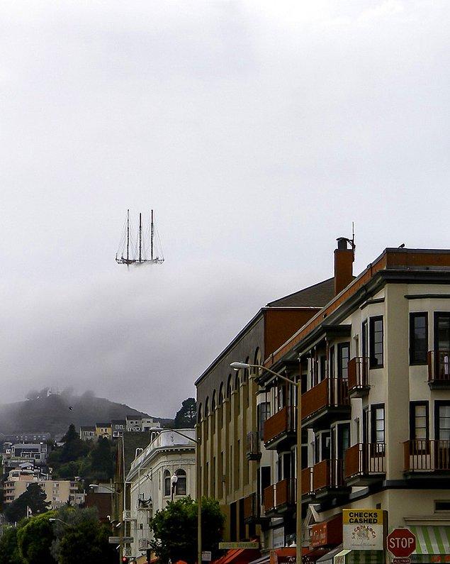 Летучий голландец в Сан-Франциско
