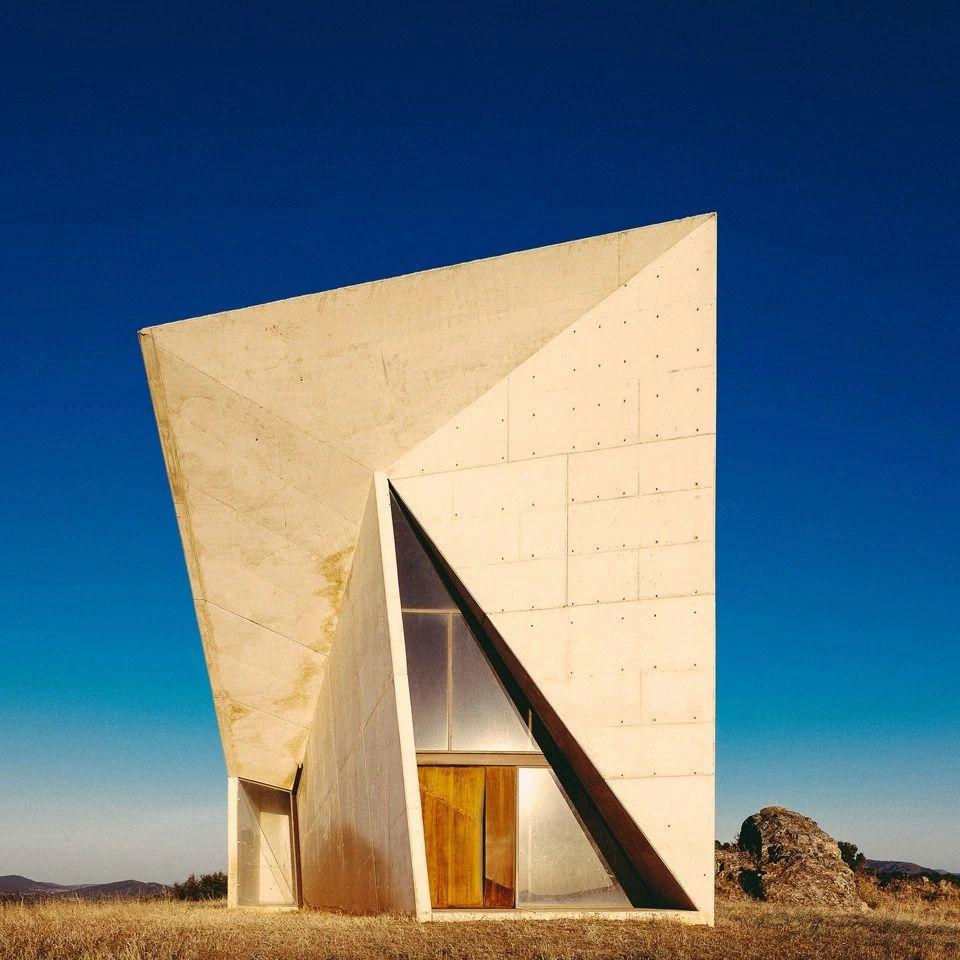 Valleaceron Chapel. Дэвид Кабрера