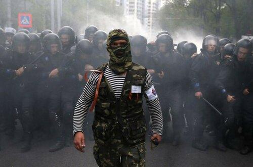 Хроники триффидов: Битва русских и украинцев с рагульём