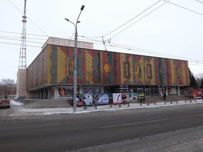 Абакан - Драмтеатр