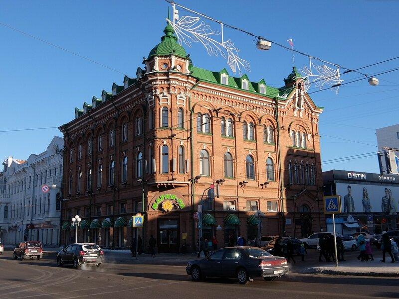 Томск - Дума