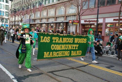 Оркестр сообщества Los Tranchos Woods