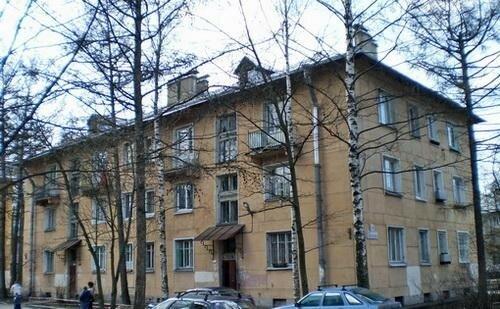 ул. Танкиста Хрустицкого 36