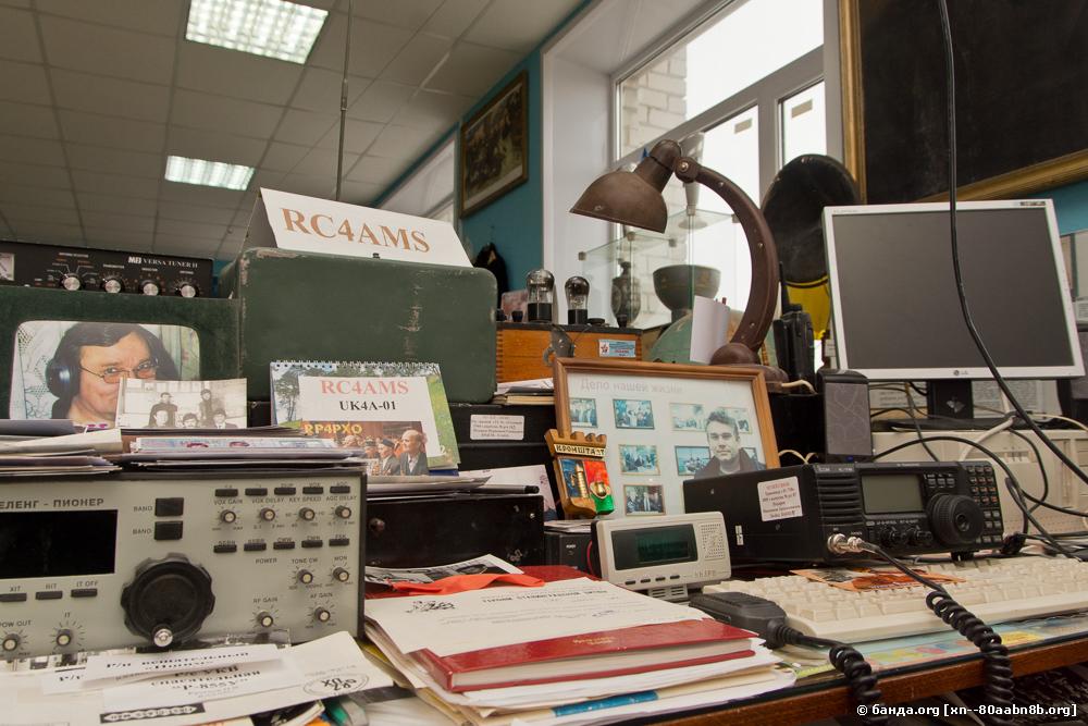 Музей связи и радиолюбительства / Волгоград