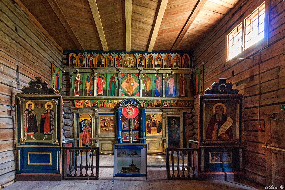Свияжск, Троицкая соборная церковь Свияжского Иоанно-Предтеченского монастыря