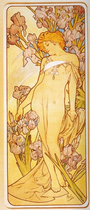 """Ирис"", 1898 год"