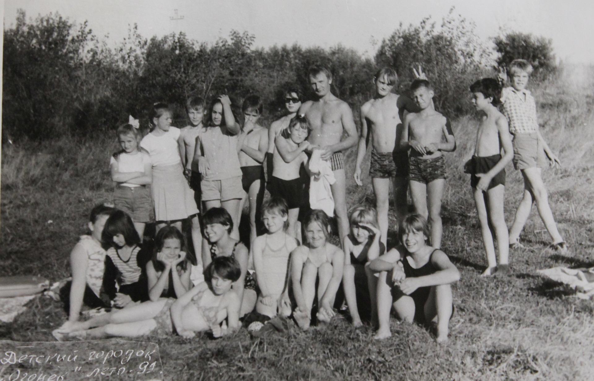 Розги в пионерском лагере 19 фотография