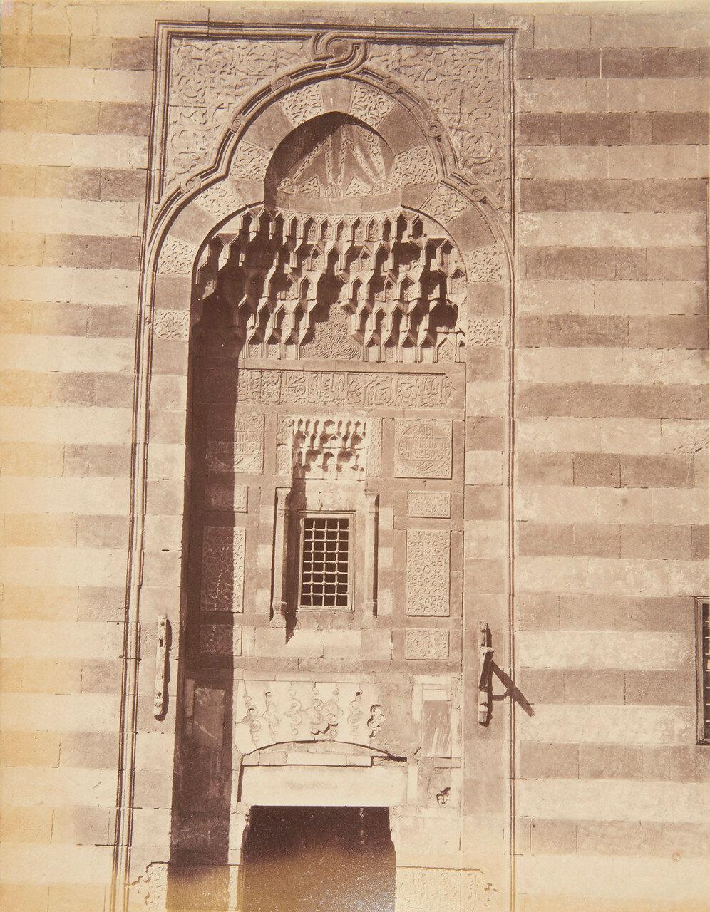 Каир. Надгробная мечеть Кайтбей. 1877-87