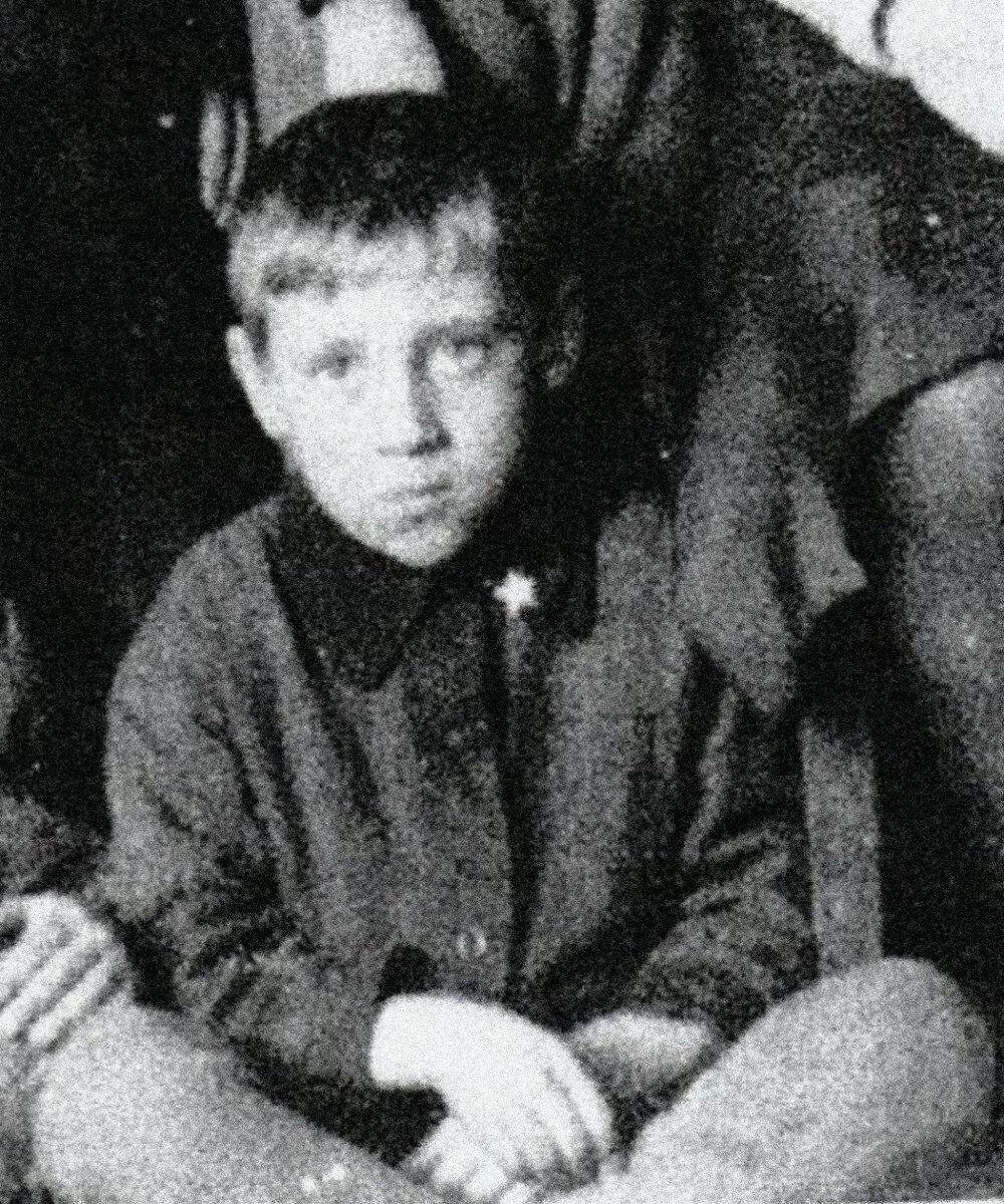 1946. Володя Высоцкий в Москве