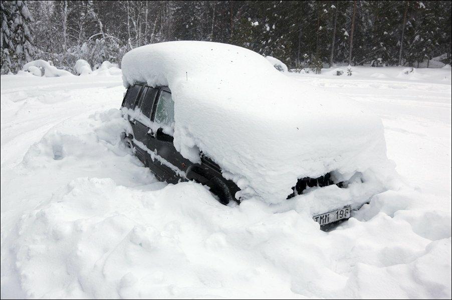 Секс на снегоходе 6 фотография