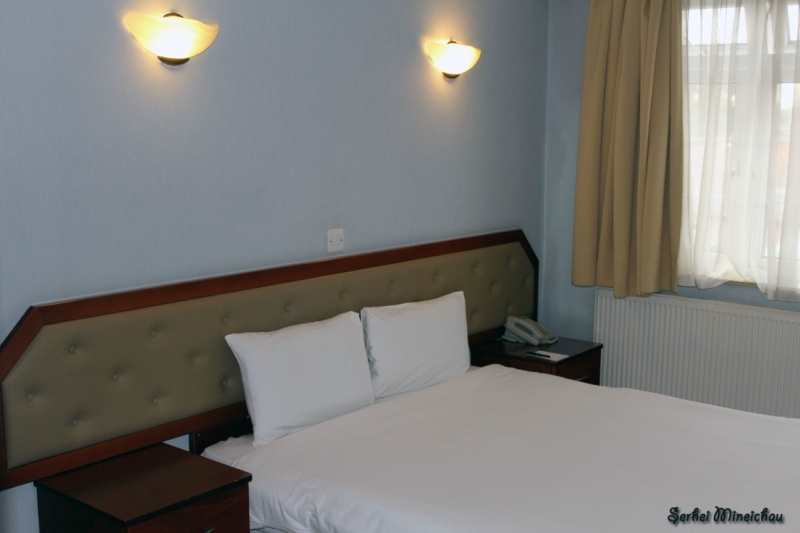 """St Georgio Hotel"" (England)"