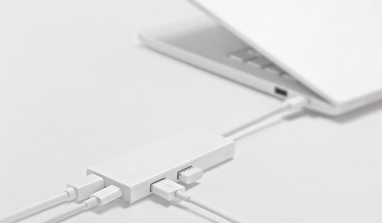 Xiaomi выпустила универсальный USB Type-C для собственников MacBook