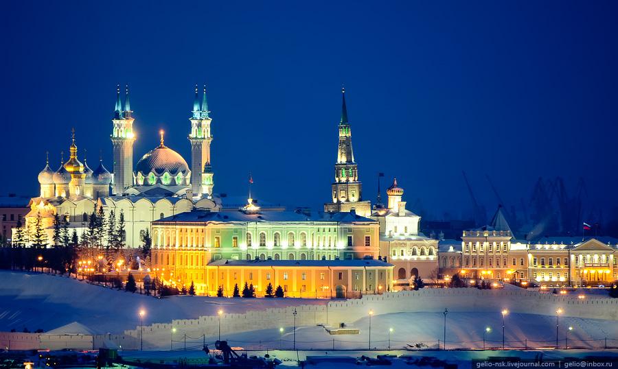 Казань: между Востоком и Западом