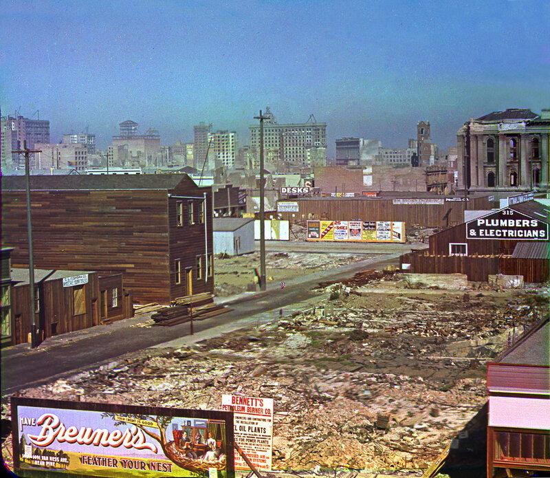 Землетрясение в Сан-Франциско | Прогрессивные адвентисты | 695x800